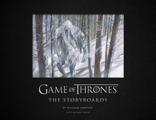 Game of Thrones: The Storyboards (Hardback)
