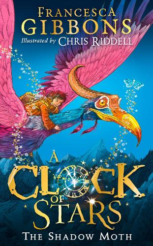 A Clock of Stars: The Shadow Moth (Paperback)