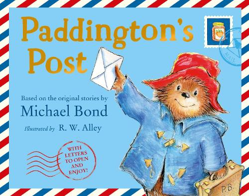 Paddington's Post (Hardback)