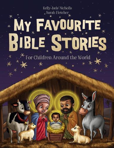 My Favourite Bible Stories (Hardback)