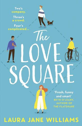 The Love Square (Paperback)