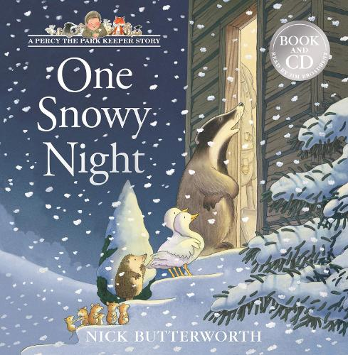 One Snowy Night - A Percy the Park Keeper Story