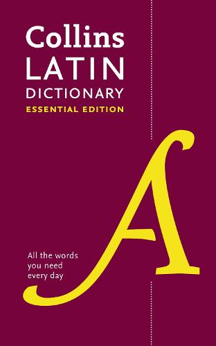 Collins Latin Essential Dictionary (Paperback)