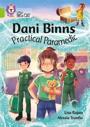 Dani Binns Practical Paramedic: Band 11/Lime - Collins Big Cat (Paperback)