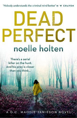 Dead Perfect - Maggie Jamieson thriller Book 3 (Paperback)