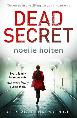 Dead Secret - Maggie Jamieson thriller Book 4 (Paperback)