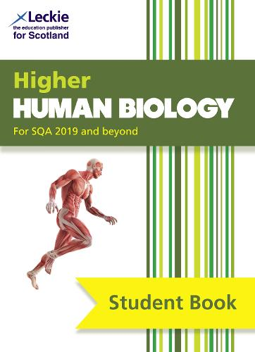 Higher Human Biology Student Book: For Curriculum for Excellence Sqa Exams - Student Book for SQA Exams (Paperback)