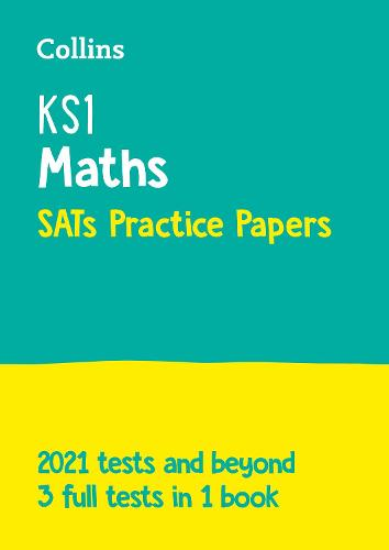 KS1 Maths SATs Practice Test Papers: For the 2020 Tests - Collins KS1 SATs Practice (Paperback)