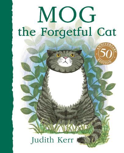 Mog the Forgetful Cat (Board book)