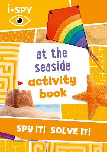i-SPY At the Seaside Activity Book - Collins Michelin i-SPY Guides (Paperback)