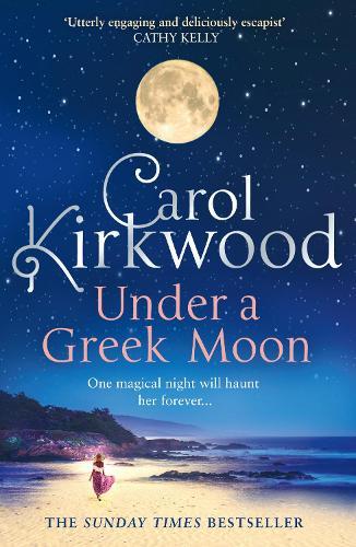 Under a Greek Moon (Paperback)