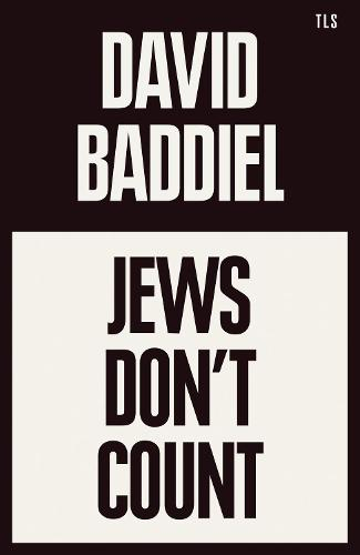 Jews Don't Count (Hardback)
