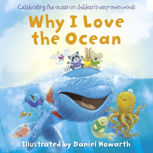 Why I Love the Ocean (Board book)
