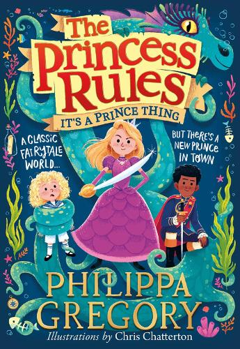 It's a Prince Thing - The Princess Rules (Paperback)