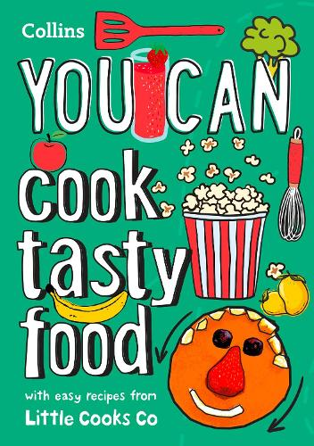YOU CAN cook tasty food: Be Amazing with This Inspiring Guide (Paperback)