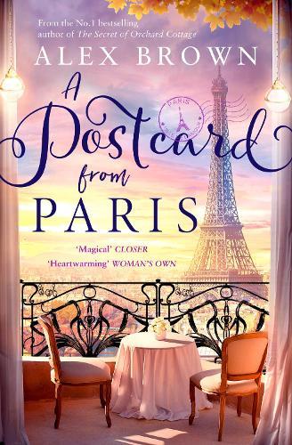A Postcard from Paris (Paperback)