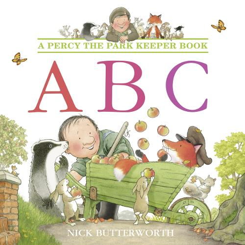 ABC - Percy the Park Keeper (Paperback)