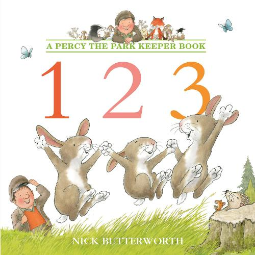 123 - Percy the Park Keeper (Paperback)