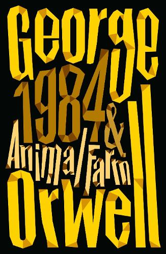 Animal Farm and 1984 Nineteen Eighty-Four (Paperback)