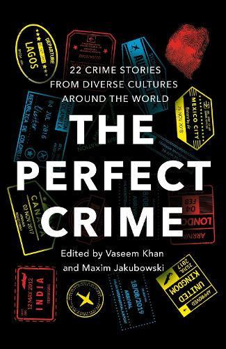 The Perfect Crime (Paperback)