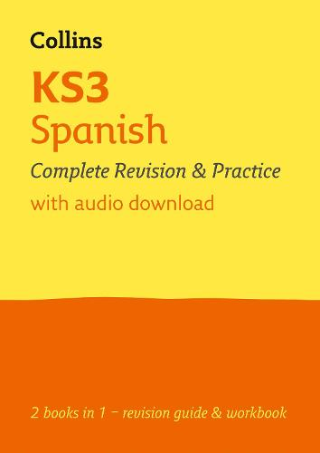 KS3 Spanish All-in-One Complete Revision and Practice: Ideal for Years 7, 8 and 9 - Collins KS3 Revision (Paperback)