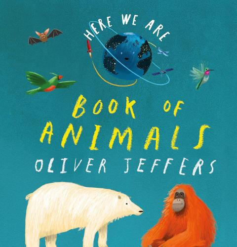 Book of Animals - Here We Are (Board book)