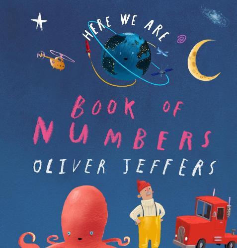 Book of Numbers - Here We Are (Board book)