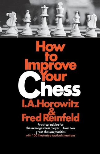 How to Improve Your Chess (Primary) (Paperback)