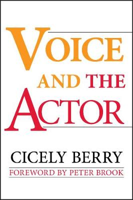 Voice and the Actor (Paperback)