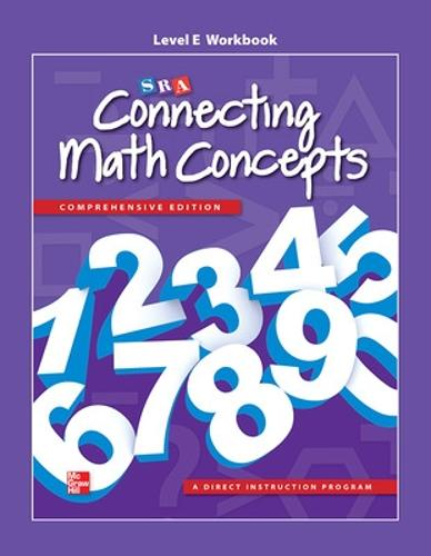 Connecting Math Concepts Level E, Workbook - CONNECTING MATH CONCEPTS (Paperback)