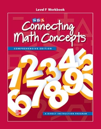 Connecting Math Concepts Level F, Workbook - CONNECTING MATH CONCEPTS (Paperback)