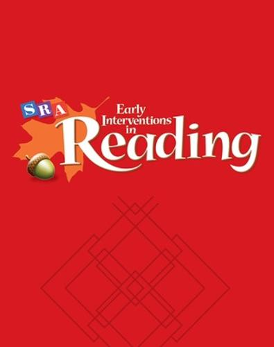 Early Interventions in Reading Level K, Additional Stop and Go Game Set - SRA EARLY INTERVENTIONS IN READING (Book)