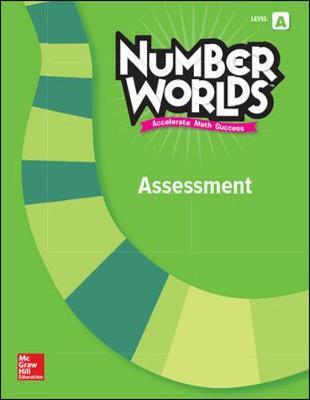 Number Worlds Level A, Assessment - Number Worlds (Paperback)