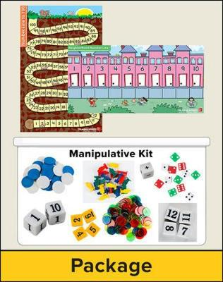 Number Worlds Level E, Manipulatives Plus Pack - Number Worlds (Book)