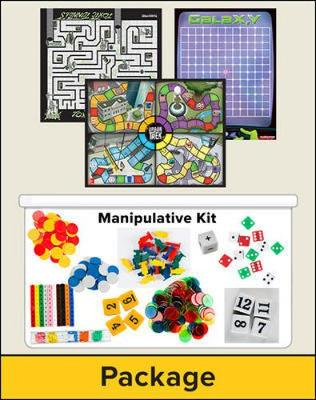 Number Worlds Level G, Manipulatives Plus Pack - Number Worlds (Book)