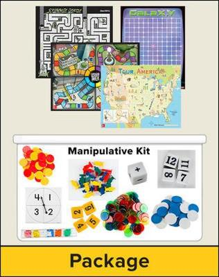 Number Worlds Level H, Manipulatives Plus Pack - Number Worlds (Book)