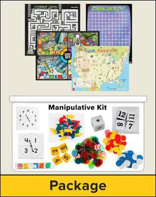 Number Worlds Level I, Manipulatives Plus Pack - Number Worlds (Book)