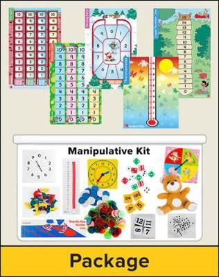 Number Worlds Level B, Manipulatives Plus Pack - Number Worlds (Book)