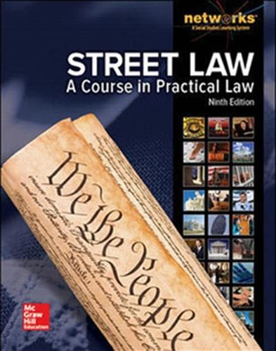 Street Law: A Course in Practical Law, Student Edition - NTC: STREET LAW (Hardback)