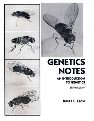 Genetics Notes: An Introduction to Genetics (Paperback)