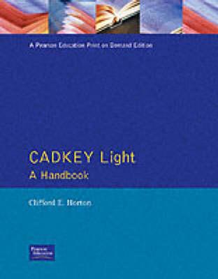CADkey Light: A Handbook (Paperback)