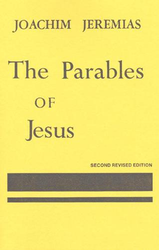 Parables of Jesus (Paperback)