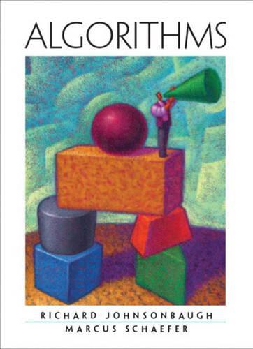 Algorithms: United States Edition (Hardback)