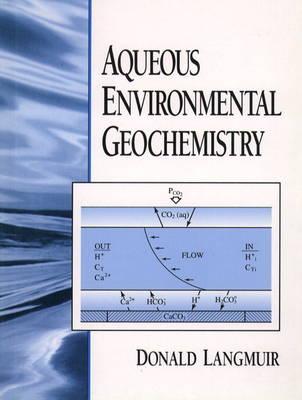 Aqueous Environmental Geochemistry (Hardback)