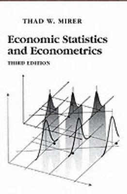 Economic Statistics and Econometrics (Paperback)