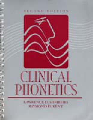 Clinical Phonetics (Paperback)