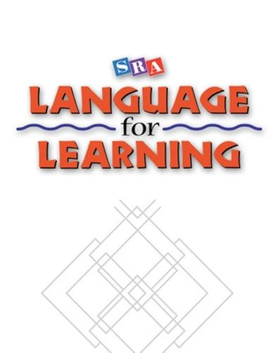 Language for Learning, Workbook D (Package of 5) - DISTAR LANGUAGE SERIES (Paperback)