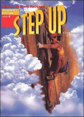 Merrill Reading Program - Step Up Teacher Edition - Level E: Teacher's Edition Level E (Paperback)