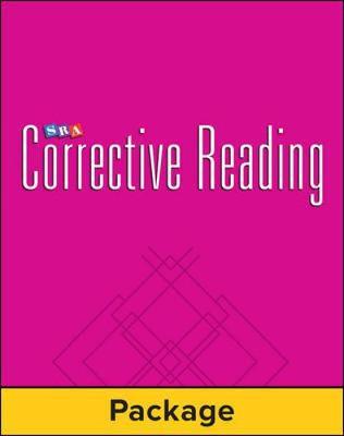 Corrective Reading Decoding Level B2, Student Workbook (pack of 5) - CORRECTIVE READING DECODING SERIES (Paperback)