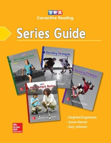 Corrective Reading, Series Guide - CORRECTIVE READING COMPREHENSION SERIES (Paperback)